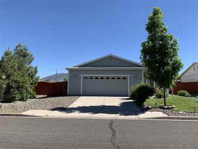 Reno Single Family Home For Sale: 17754 Georgetown Drive