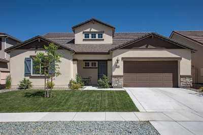 Reno Single Family Home New: 10440 Rollins