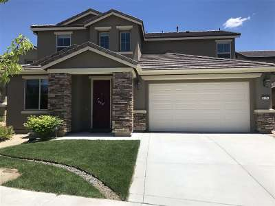Single Family Home For Sale: 1550 Heavenly View Trail