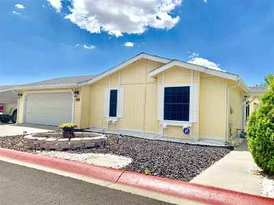 Reno Manufactured Home Active/Pending-Call: 130 Platinum Pointe Way