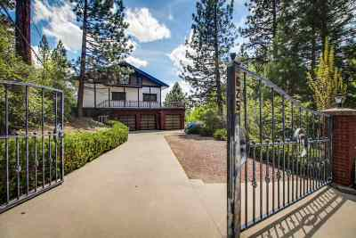 Zephyr Cove Single Family Home For Sale: 625 Alma