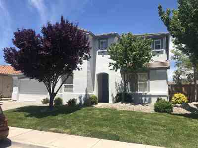 Washoe County Single Family Home For Sale: 2655 Heather Field Lane
