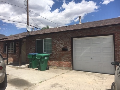 Washoe County Multi Family Home For Sale: 1365 E 11th