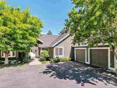 Reno Single Family Home Back On Market: 4275 Bitteroot Rd
