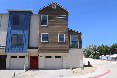 Reno Condo/Townhouse New: 5085 Ciarra Kennedy