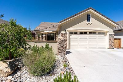 Washoe County Single Family Home For Sale: 1160 W Del Webb Parkway