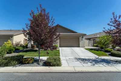 Washoe County Single Family Home For Sale: 1815 Cholula Drive
