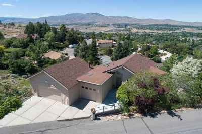 Washoe County Single Family Home For Sale: 2075 La Fond Dr.