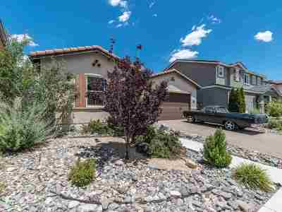 Washoe County Single Family Home For Sale: 2035 Peaceful Valley