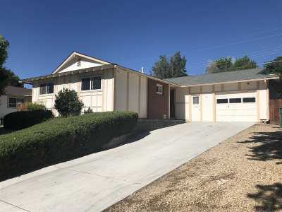 Washoe County Single Family Home New: 785 Akard Dr.