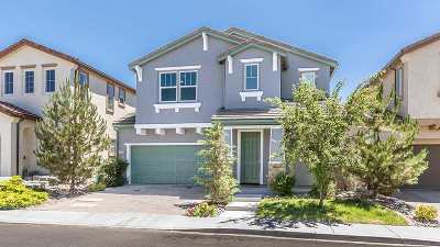 Reno Single Family Home For Sale: 2050 Bears Ranch