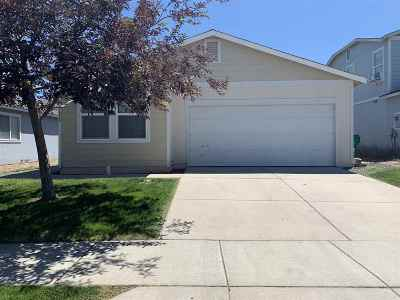 Washoe County Single Family Home New: 7456 Spey Drive