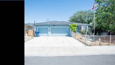 Fernley Single Family Home New: 788 Canary Circle