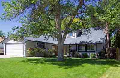 Reno Single Family Home New: 7365 Bluestone