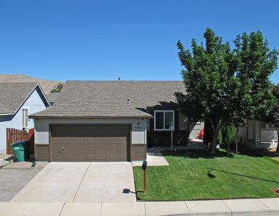 Washoe County Single Family Home New: 8191 Big River