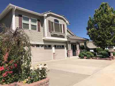 Sparks Single Family Home New
