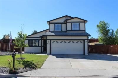 Washoe County Single Family Home New: 6355 Zuni Court