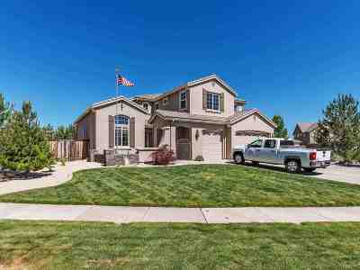 Reno Single Family Home New: 7110 Lodgepole Pine Court