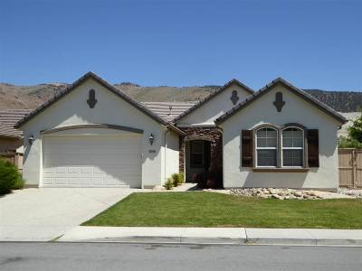 Reno Single Family Home For Sale: 10598 Fort Morgan