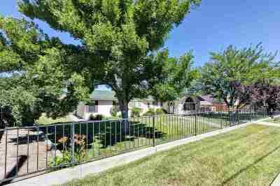 Fallon Single Family Home For Sale: 301 Rio Vista