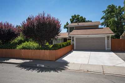 Sparks Single Family Home New: 863 E York Way #NV