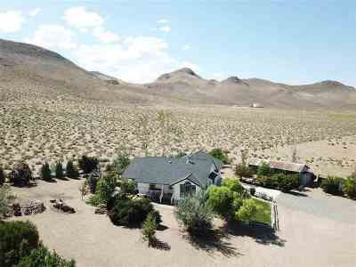 Yerington NV Single Family Home Active/Pending-Loan: $305,000