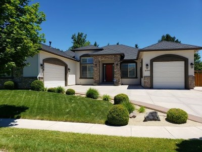 Washoe County Single Family Home New: 6324 Thistlewood