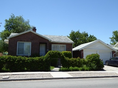 Washoe County Multi Family Home Active/Pending-Call: 542 & 719 Thoma & Locust