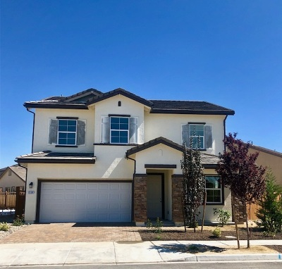 Sparks Single Family Home New: 6568 Angels Orchard Dr