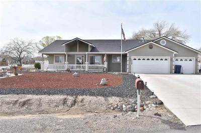 Fernley Single Family Home New: 3175 Quick Cal Way