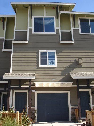 Reno Condo/Townhouse New: 2640 Dana Kristin