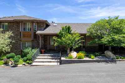 Gardnerville Single Family Home New: 1154 Cary Creek Ct