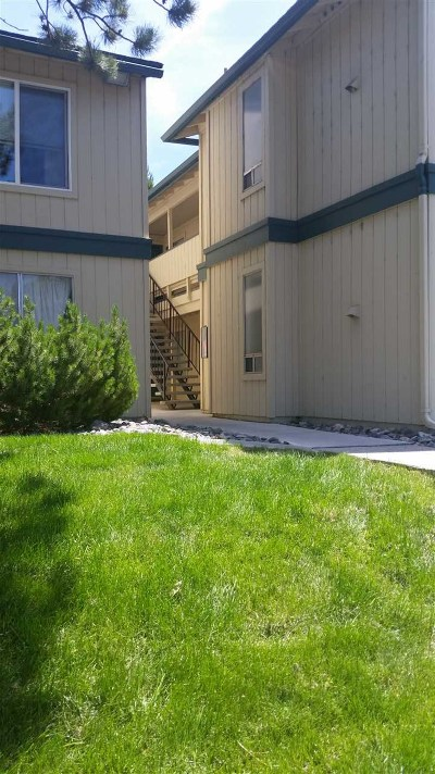 Washoe County Condo/Townhouse New: 3907 Clear Acre #17