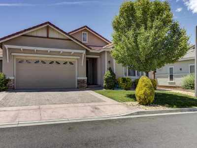 Washoe County Single Family Home New: 5999 Quintessa