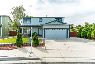 Washoe County Single Family Home New: 6915 Brahms Dr.