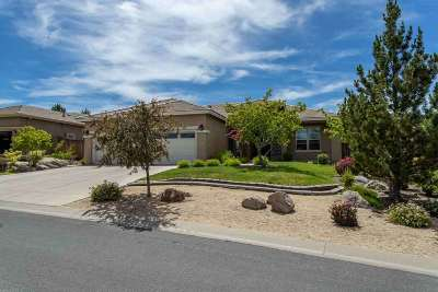 Reno Single Family Home New: 2699 Wind Feather
