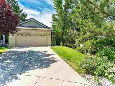 Washoe County Single Family Home New: 601 Caughlin Glen