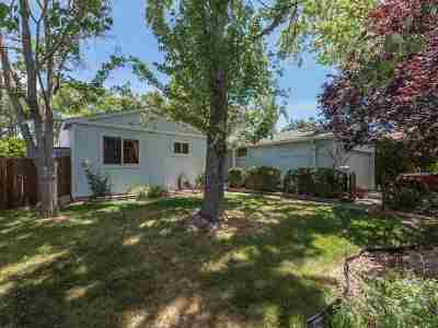 Washoe County Single Family Home New: 7726 Fowler Ave.