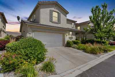 Sparks Single Family Home New: 6971 Sacred Cir #NV