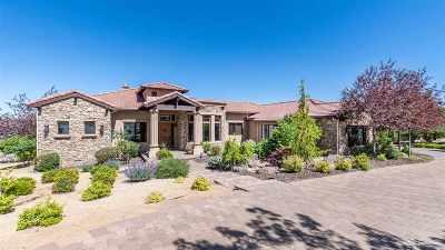 Reno Single Family Home New: 6736 Rabbit Brush