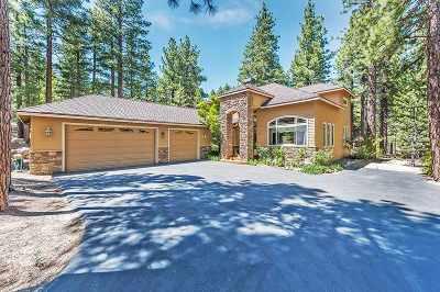 Reno Single Family Home New: 3245 Joy Lake