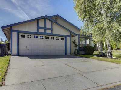 Washoe County Single Family Home New: 1148 Indian Cove