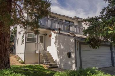 Washoe County Condo/Townhouse New: 3735 Christopher