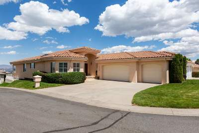 Washoe County Single Family Home New: 3120 Villa Marbella Circle