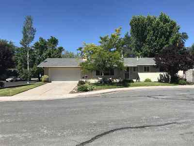 Washoe County Single Family Home New: 90 Cynthia Place