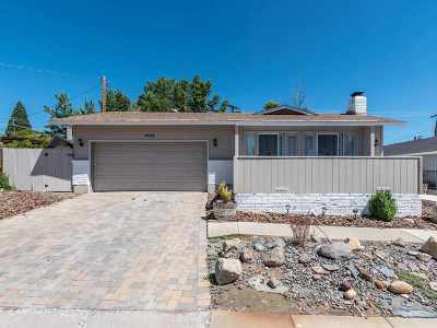Washoe County Single Family Home New: 2155 Windsor Way