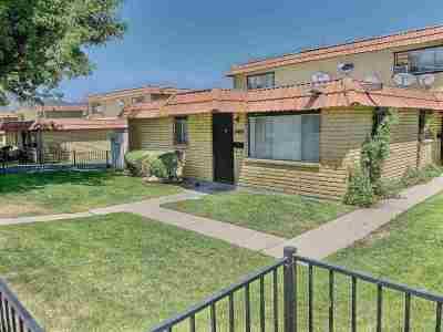 Carson City Condo/Townhouse New