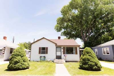 Sparks Single Family Home New: 736 6th Street