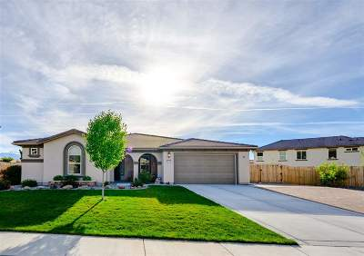 Single Family Home For Sale: 2895 Tobiano