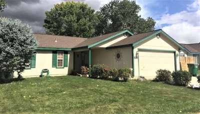 Fernley Single Family Home Price Reduced: 108 Primrose